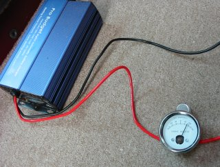induction ammeter