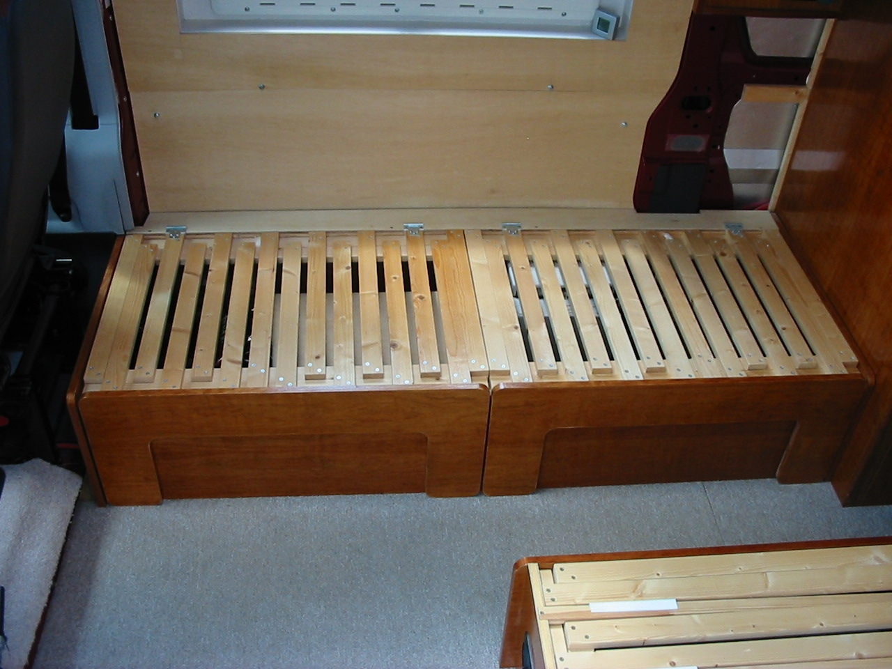 Sofa Bed Base Unit