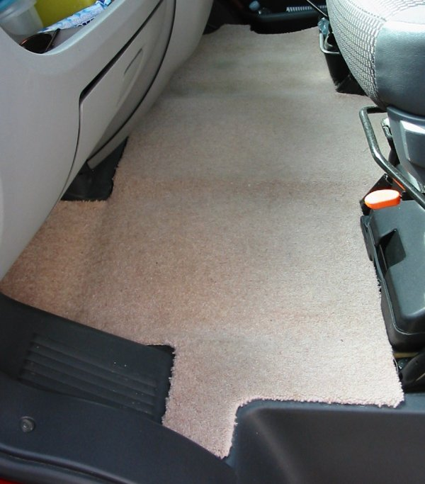 cab carpet