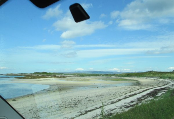 Coastline at Arisaig