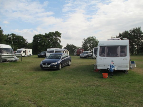 Woodhall Spa campsite